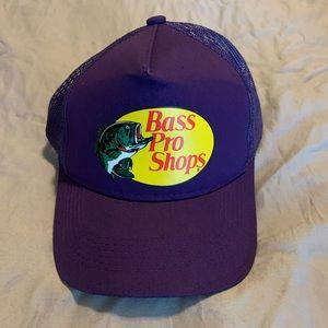 Vintage Bass Pro Shops Trucker Hat